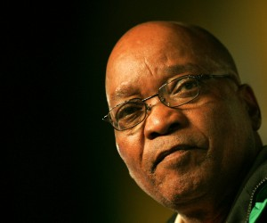 President Jacob Zuma addresses issues of unemployment