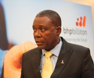 Dr Xolani Mkhawanazi CEO BHP Billiton1.JPG
