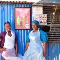 Ngoetsana Sehlabo - Mampho's Fast Food (with Daughter) 2.jpg