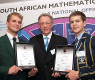 The countries top maths students