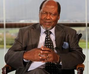 Former President Joaquim Chissano