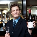 Young sommeliers receive training