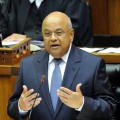 Minister of Finance, Pravin Gordhan